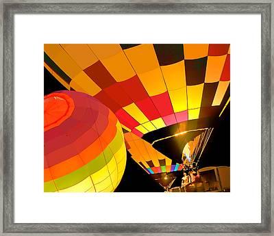 Illumination Framed Print by Nikolyn McDonald