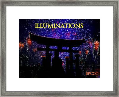 Illuminations Framed Print