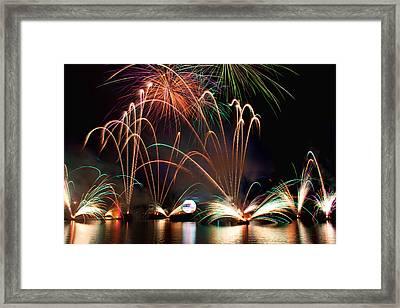 Illuminations-2 Framed Print by Tom Weisbrook