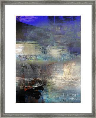 Illusion 1 Framed Print