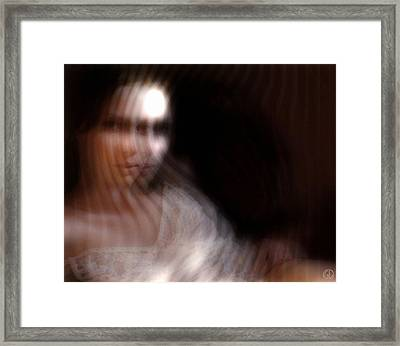 Illusion Framed Print by Gun Legler