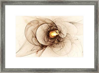 Illusion Of Choice Framed Print