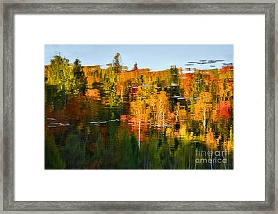 Illusory 02 Framed Print by Aimelle