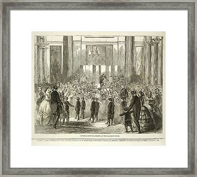 Illustrated London News Framed Print