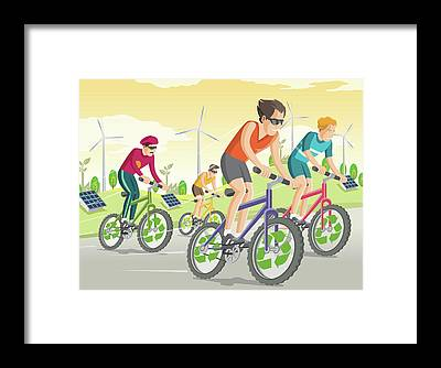 Energy-saving Framed Prints