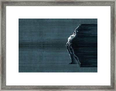 I'm Free Again Framed Print
