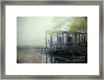 I'm Going Back Someday Framed Print by Katya Horner