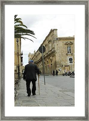 I'm In No Rush Framed Print