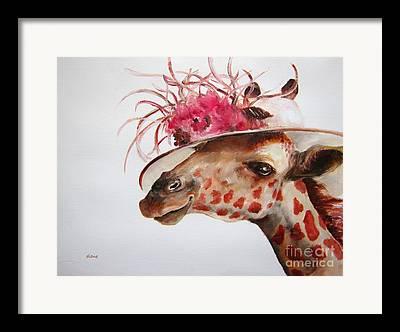 Diane Kraudelt Framed Prints