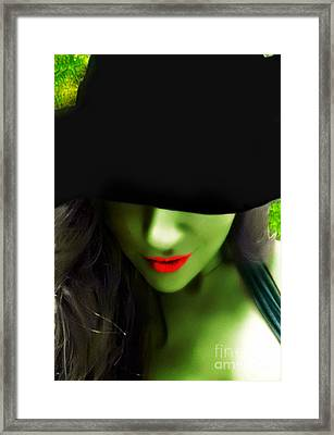Wicked  Framed Print by Nicole  Miinch