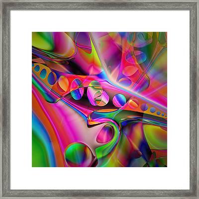 Ima Framed Print