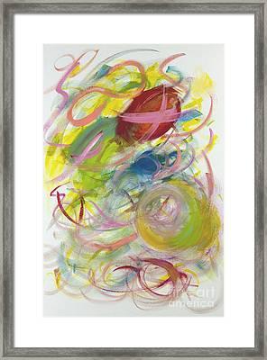 Images Of Spring Framed Print by Jason Stephen