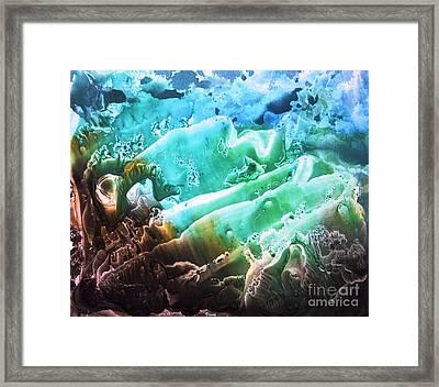 Imagination 4 Framed Print