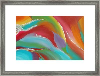 Imagination Framed Print by Karyn Robinson