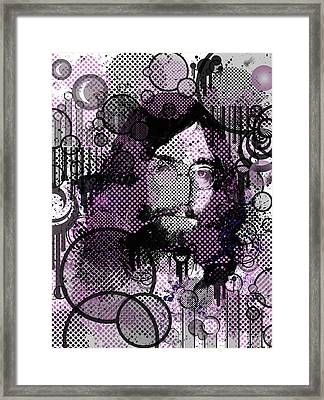 Imagine 4 Framed Print