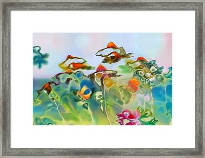 Imagine - Frc01v6 Framed Print