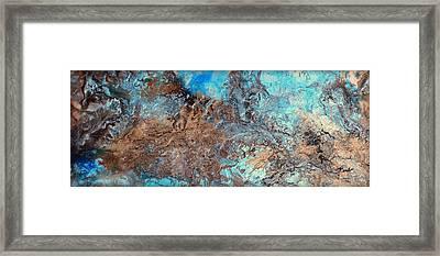 Imagine Horizontal Framed Print