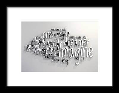 Dreamer Framed Prints