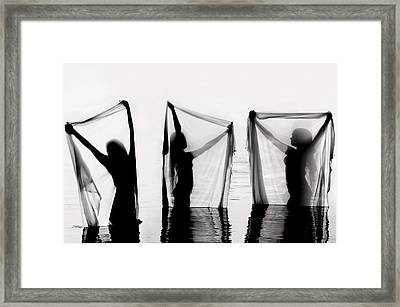 Imagine Framed Print by Cambion Art