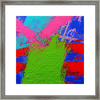 Imma  Vii Framed Print by John  Nolan
