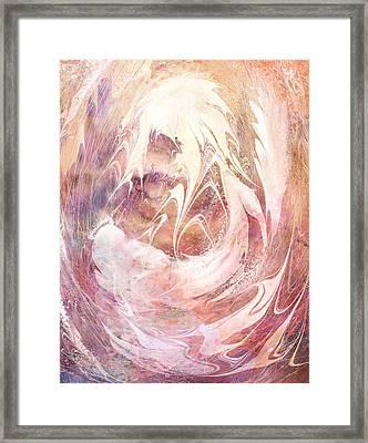 Immanuel Framed Print by Rachel Christine Nowicki