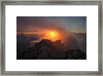 Immeasurable Framed Print