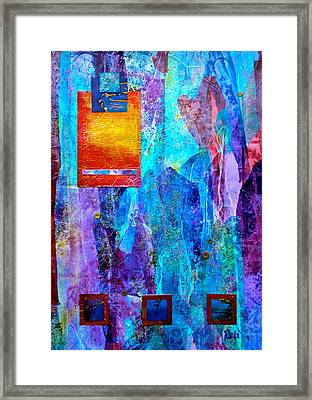 Immersion Framed Print