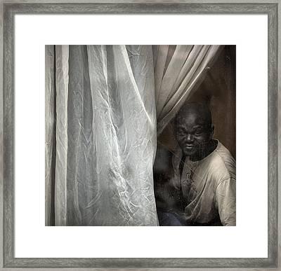Immigration Framed Print