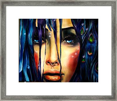 Immortal Framed Print