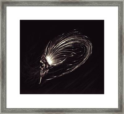 Immortal Framed Print by Sesh Artwork