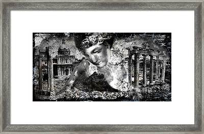 Immortality..... Framed Print by Anastasios Aretos