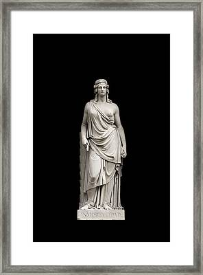 Framed Print featuring the photograph Immortality by Fabrizio Troiani