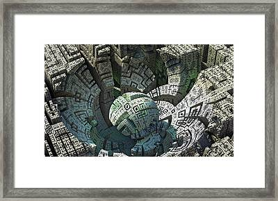 Impact Framed Print by Kevin Trow