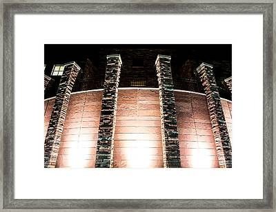 Impending Framed Print by Rhys Arithson