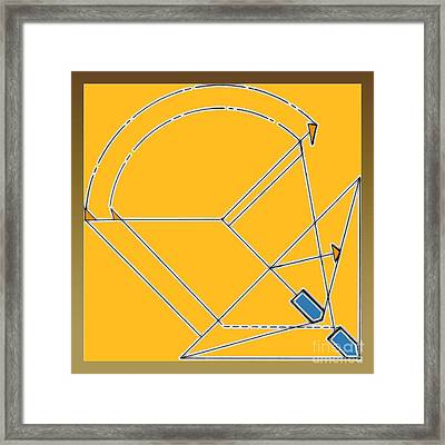 Imperfect  Framed Print