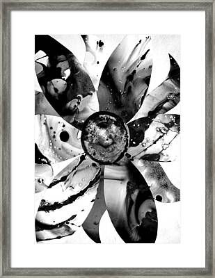 Imperfection II Framed Print