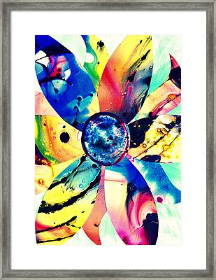 Imperfection IIi Framed Print