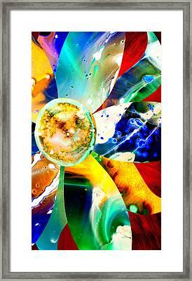 Imperfection V Framed Print