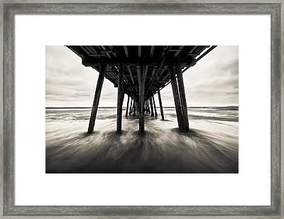 Framed Print featuring the photograph Imperial by Ryan Weddle
