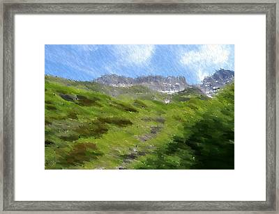 Imposing Framed Print by Kevin Bone