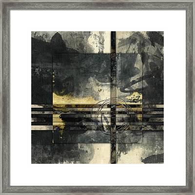 Imposing Order Framed Print by Carol Leigh