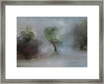 Imagination #i Framed Print