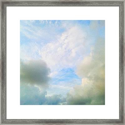 Impressionism Framed Print by Ivana Vita