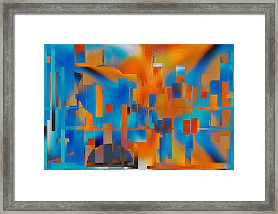 Imprisoned - Roy Framed Print