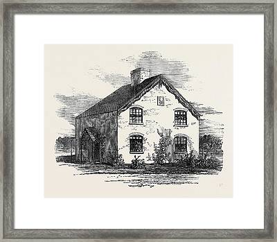 Improved Cottage Dwellings For The Labouring Classes Framed Print