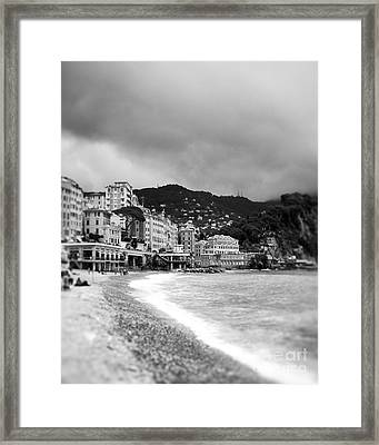 In A Dream.... Framed Print