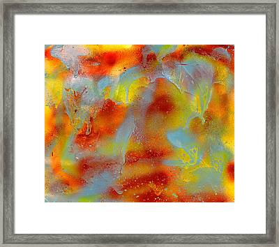 In A Whisper Framed Print by Julia Fine Art