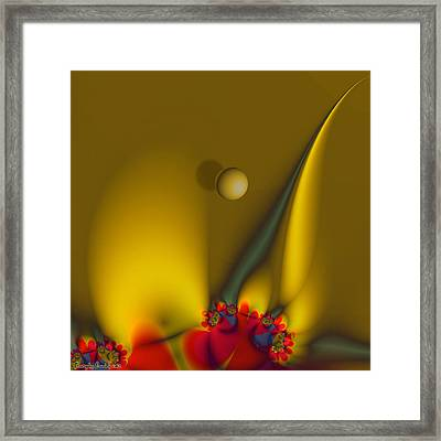 In Addition To The Wind.  Framed Print by Tautvydas Davainis