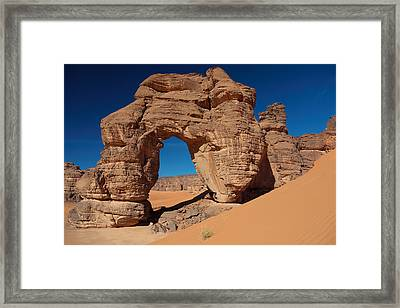 In Afferzejjal Framed Print