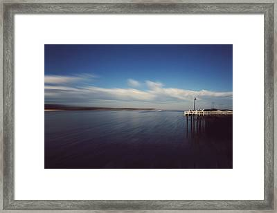 In An Instant Framed Print